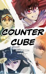 Counter Cube