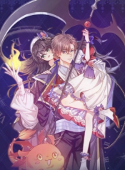 The villain boss in Otome game